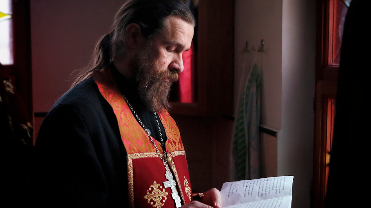 sermon father sergius nezhbort