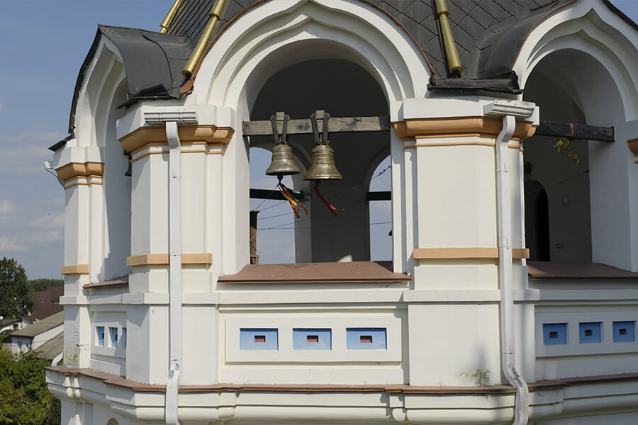 bell tower of st elisabeth convent
