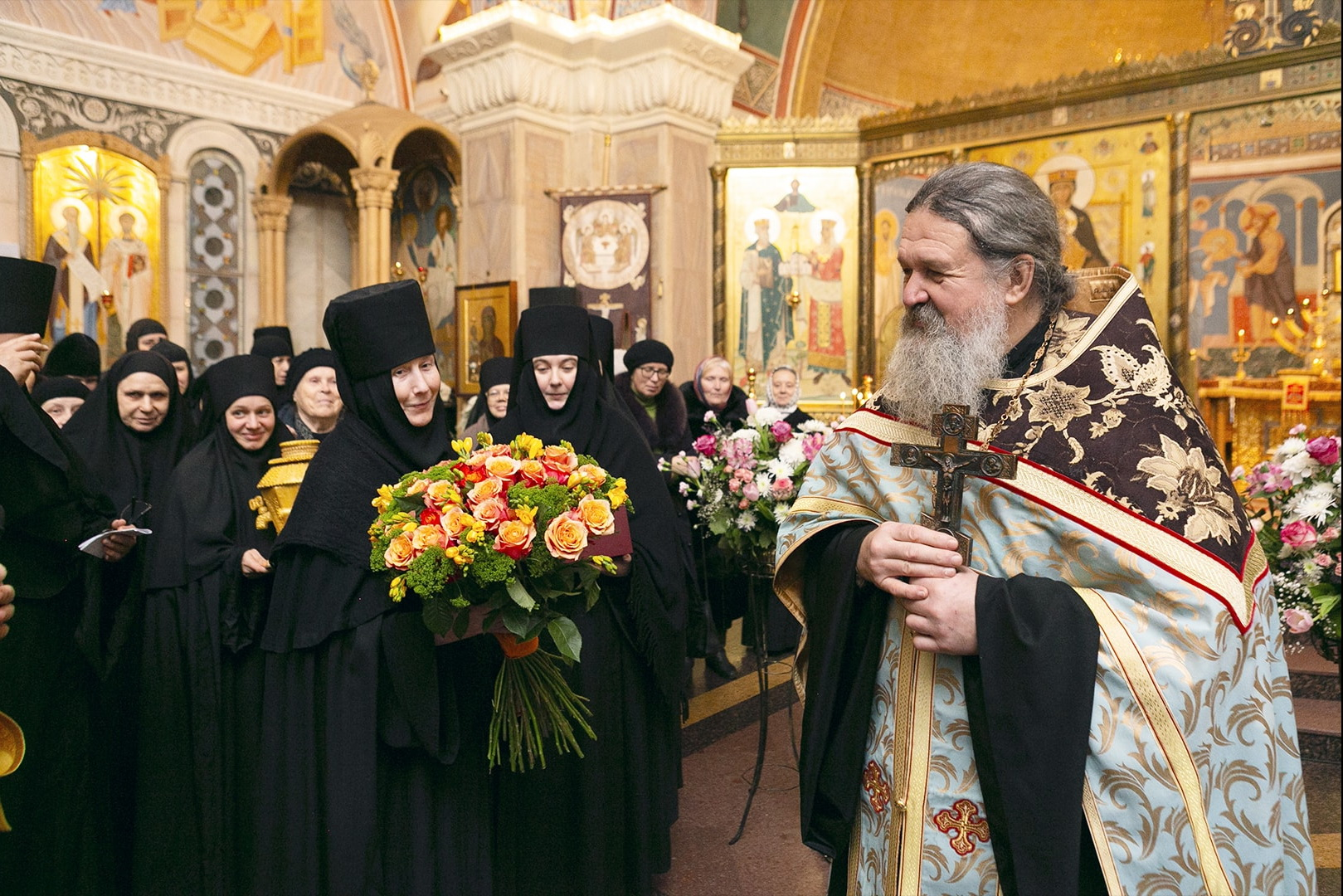 name day of father andrey