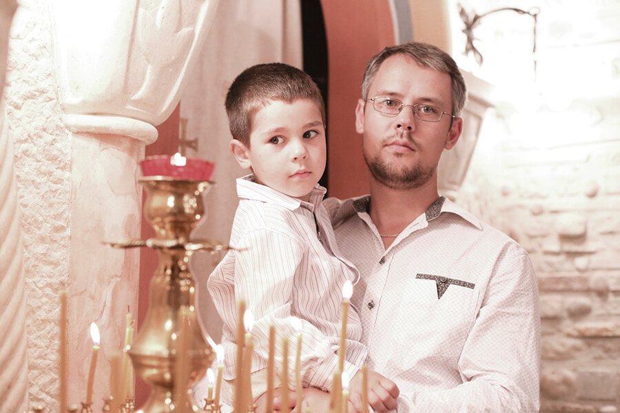 father and son orthodoxy