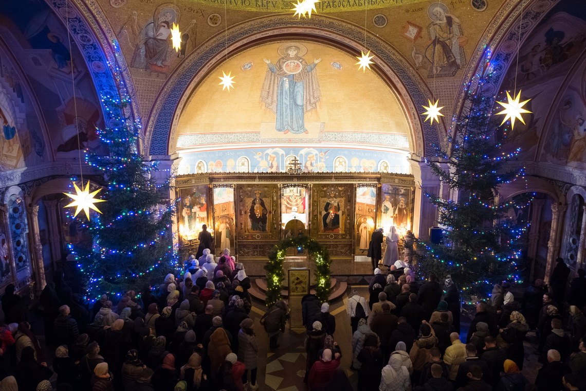 christmas in st elisabeth convent
