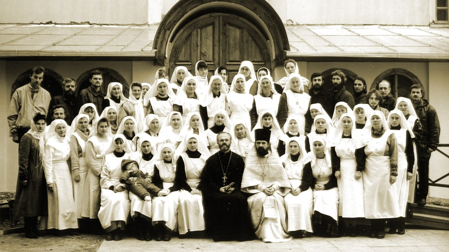 Lay sisters St Elisabeth Convent