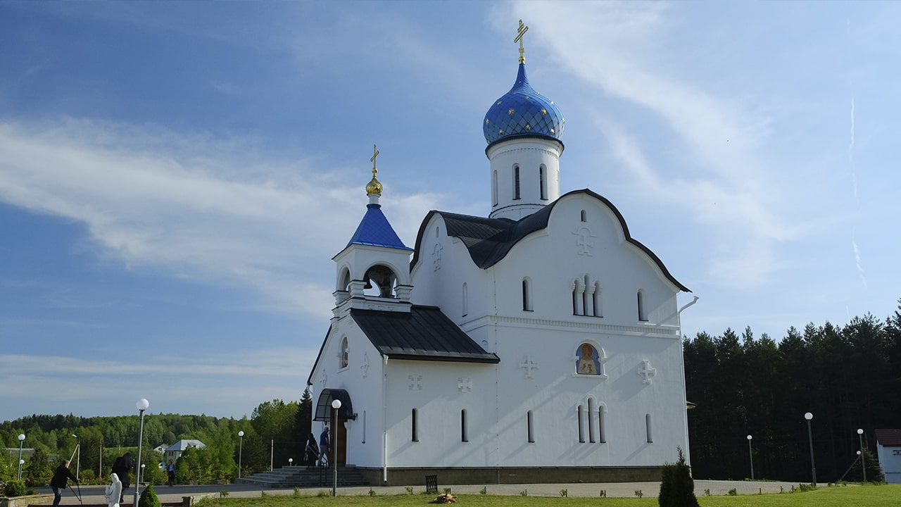 Church in honour of the Icon