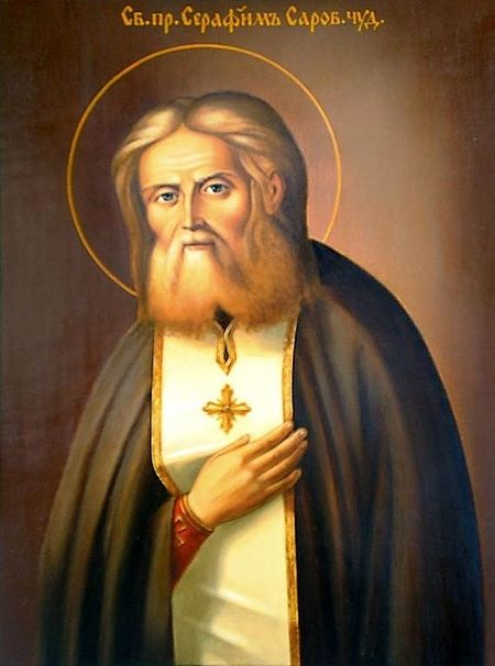icon of Saint Seraphim of Sarov
