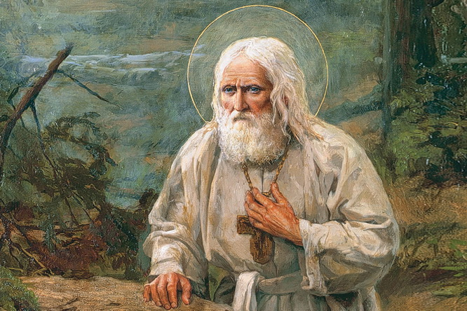 The wisdom of Saint Seraphim of Sarov