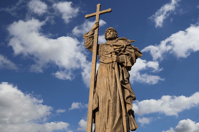 The life of Saint Vladimir the Great as an ever-lasting miracle