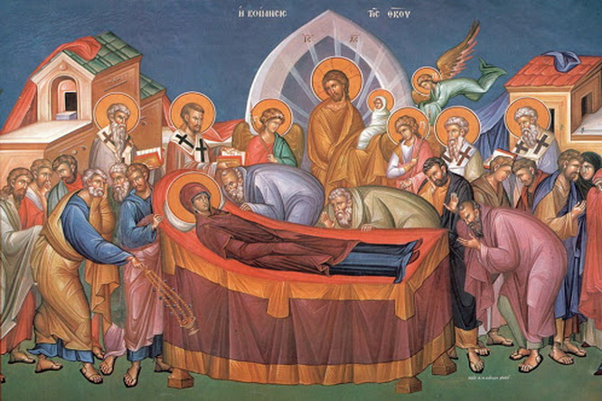 The Dormition Fast