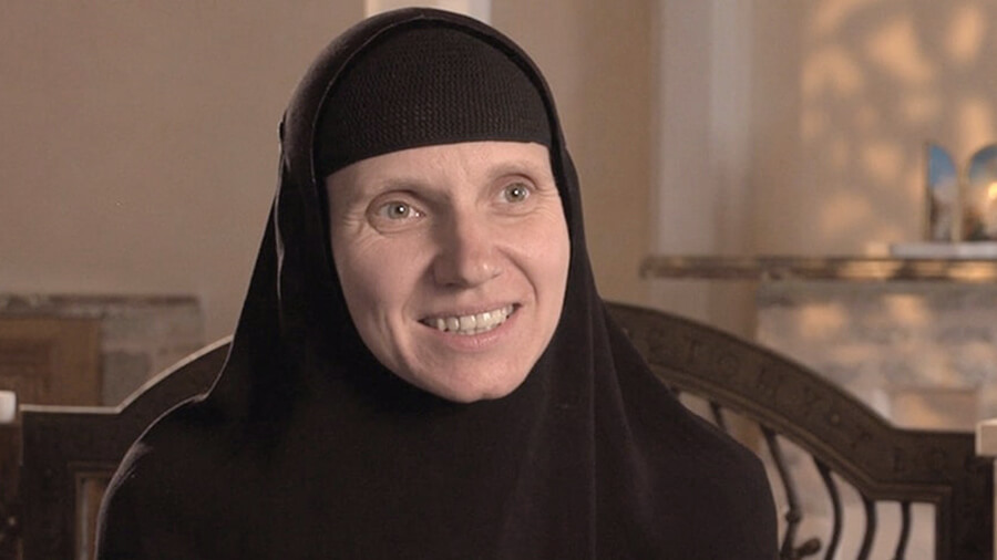 Meeting with God. Nun Mitrodora (Sasina)