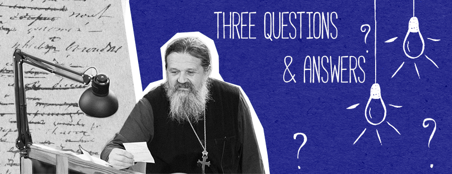 questions about Great Lent