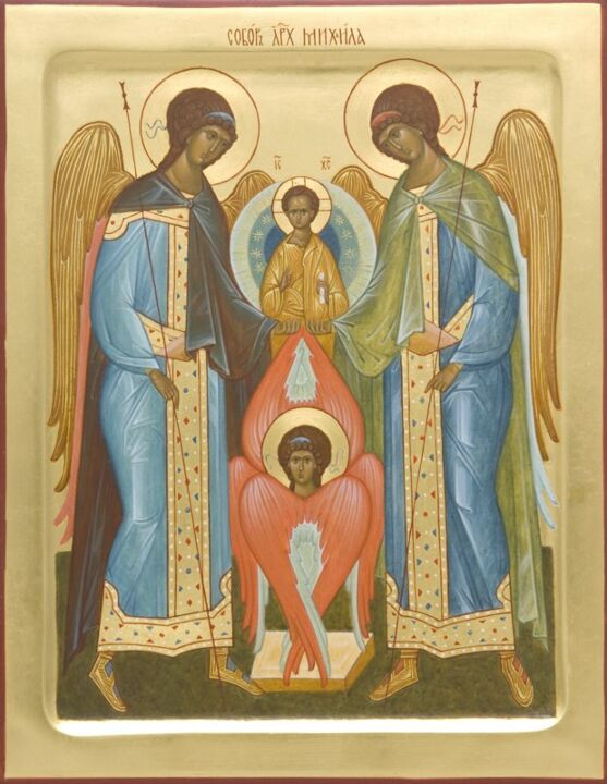 The Synaxis of the Archangel Michael