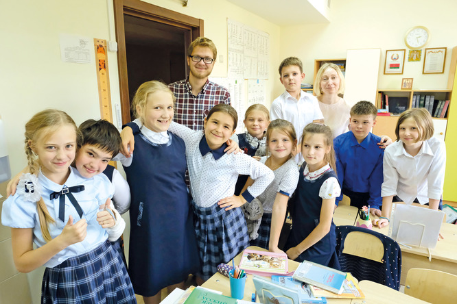 The Ichthys Orthodox School: what students are taught