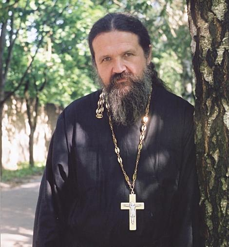 Father Andrew Lemeshonok