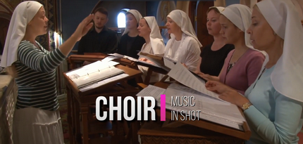 "Cherubic Hymn ""From Manuscript Music"""