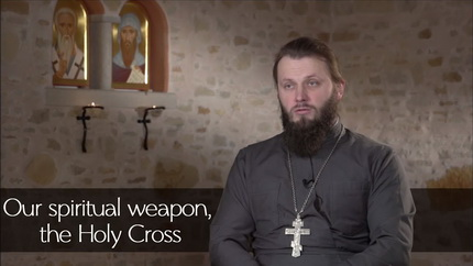 Our spiritual weapon, the Holy Cross