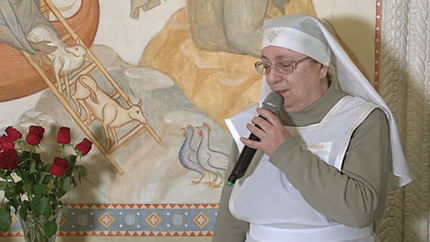 Meeting with God. Sister of Mercy Leonilla Utekhina