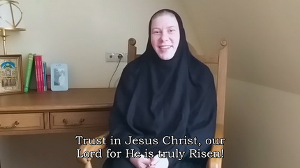God's love and prayer can do miracles: Nun Alexia's story