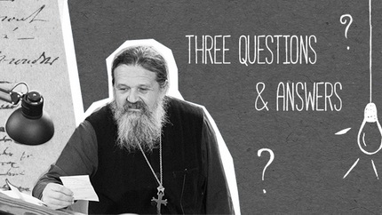 3 Q&A with Father Andrey: The Holy Week
