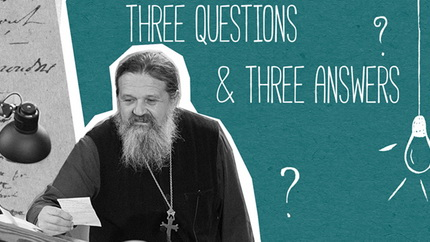 3 Q&A with Father Andrey: about church