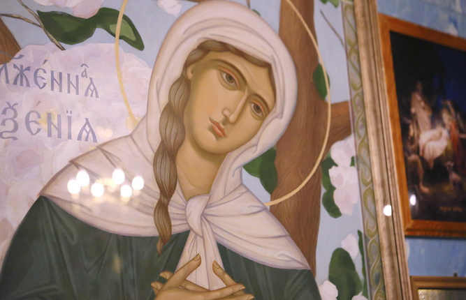 "What does it mean to be a ""fool-for-Christ""? Saint Xenia of Petersburg"