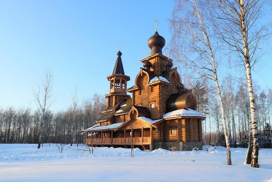 saint sergius church