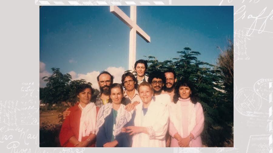 parents of nun rebecca