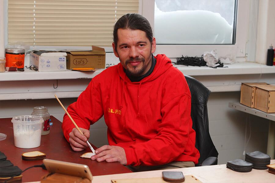 Alexey laser engraving