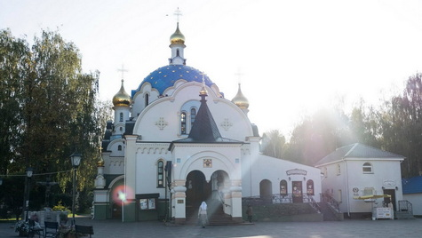 Church in honour of the Reigning Icon of the Mother of God