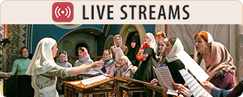 our live streams