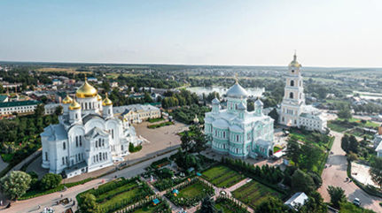 Famous Orthodox Convents