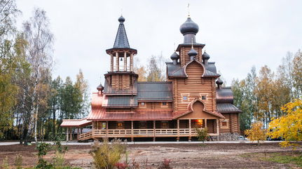 Church in honour of St Sergius of Radonezh