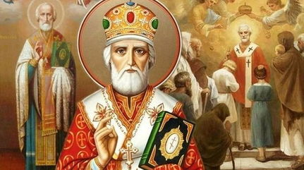 My discoveries on Saint Nicholas feast day
