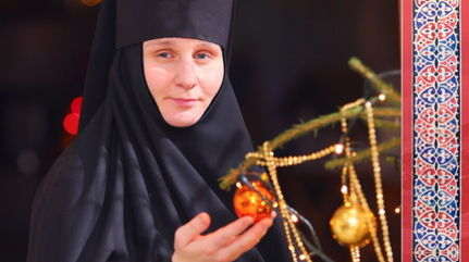 "Nun Alexandra: ""The way of monasticism is my way"""