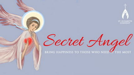 Become a Secret Angel this Christmas