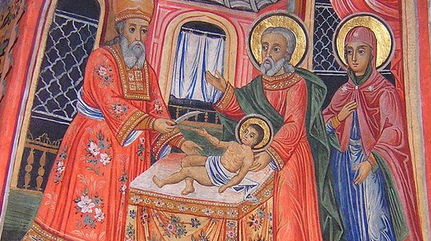 The feast of the Circumcision of Jesus Christ