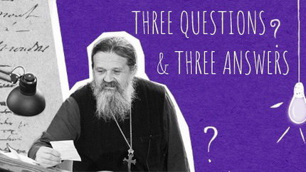 3 Q&A with Father Andrey: about women